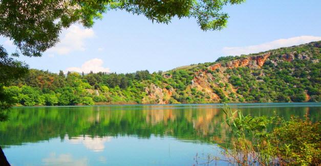 Αποτέλεσμα εικόνας για Λίμνη Ζηρού