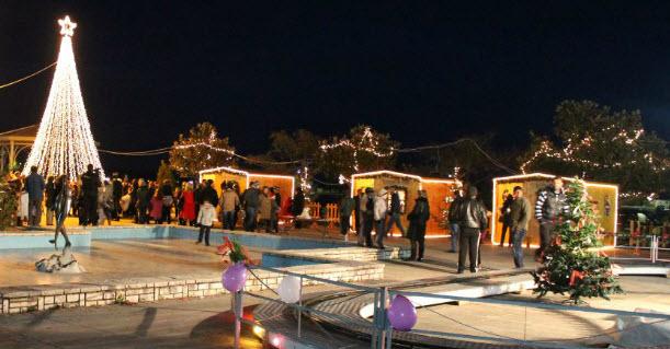 Πρέβεζα: Μια από τα ίδια για το Χριστουγεννιάτικο Χωριό της Πρέβεζας-Δέκα χιλιάδες ευρώ για...λίγη χαρά